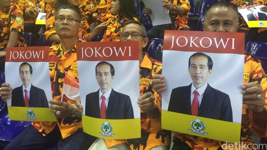 PKB: Golkar Jangan Membebani Jokowi dengan Pilpres 2019