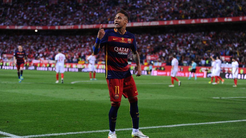 Terungkap, Barca Cuma Keluarkan Rp 279 M untuk Beli Neymar