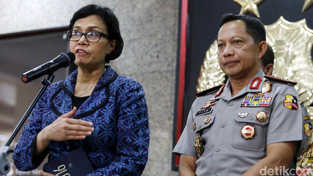 Refly Harun: Sri Mulyani dan Tito Karnavian Bisa Jadi Pendamping Ideal Jokowi
