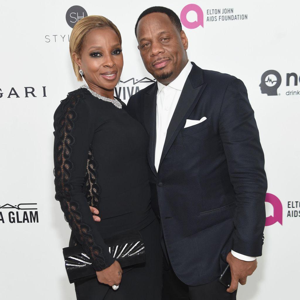13 Tahun Menikah, Mary J Blige Gugat Cerai Suami
