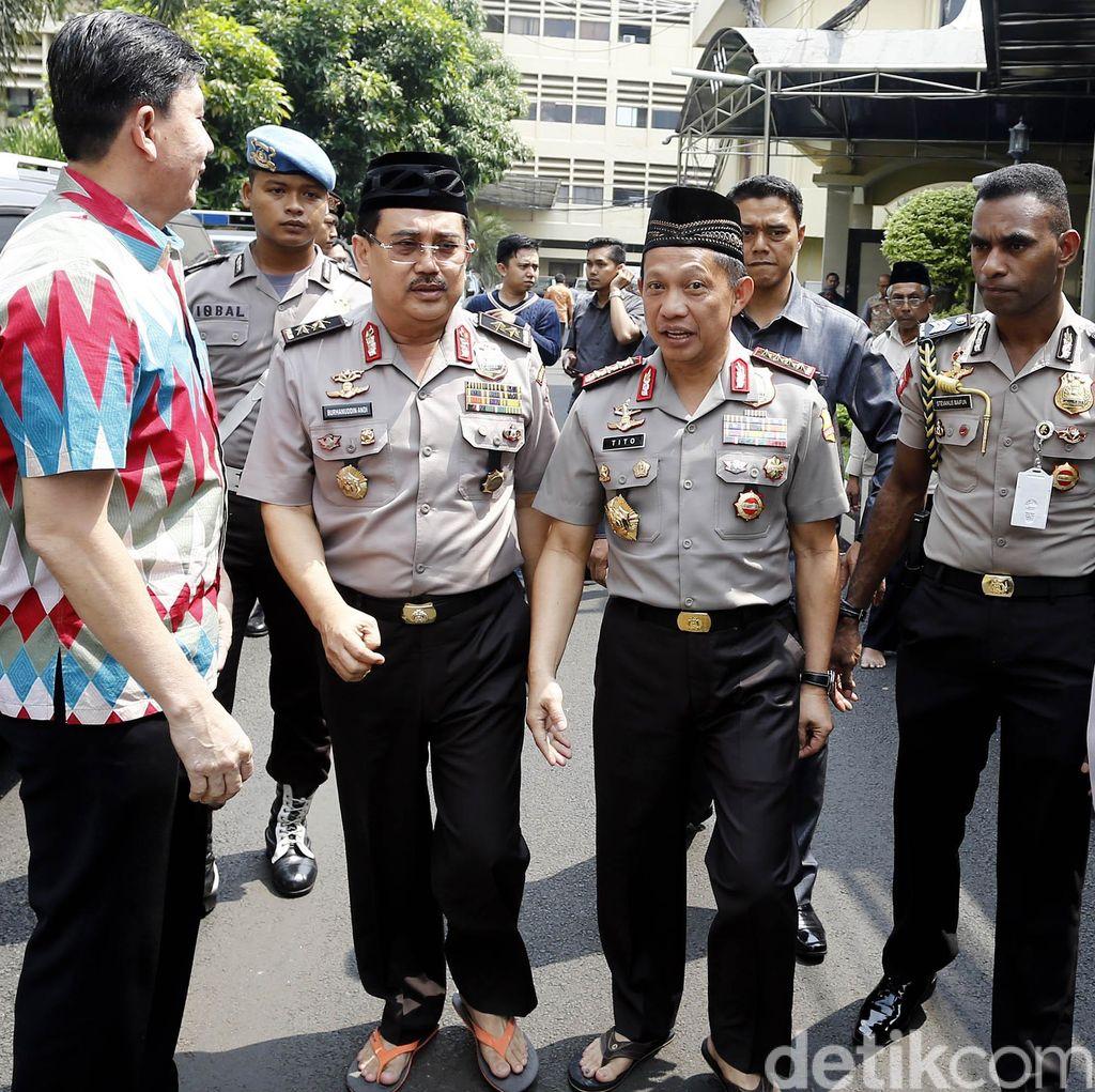 Polisi Tangkap 9 Orang Terkait Kerusuhan dan Penjarahan di Tanjungbalai