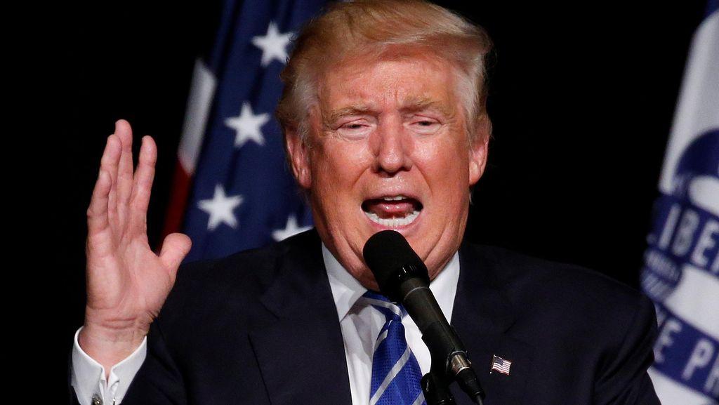 Polling: 1 dari 5 Anggota Partai Republik Ingin Trump Mundur Pencapresan AS