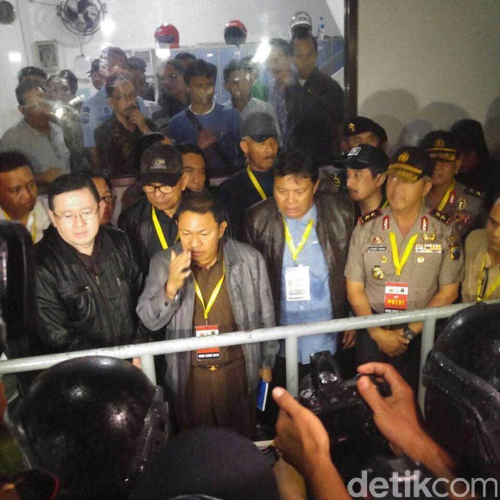Detik-detik Freddy Budiman dkk Ditembak Mati di Nusakambangan