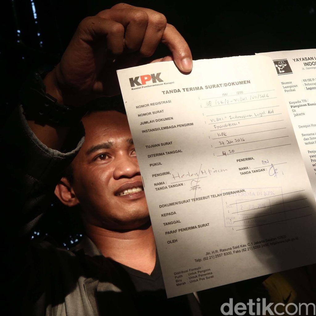 Penjualan Aset di Kabupaten Simeulue Dilaporkan ke KPK