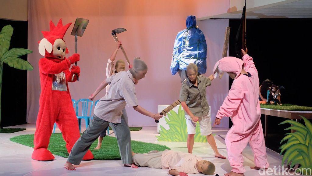 Setelah Depok, Teater Garasi Buka Pentas Yang Fana Adalah Waktu di Jakarta