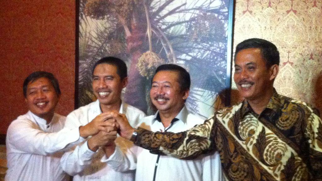 Bertemu Bahas Pilgub DKI, PDIP dan PKS Belum Bahas Nama Cagub