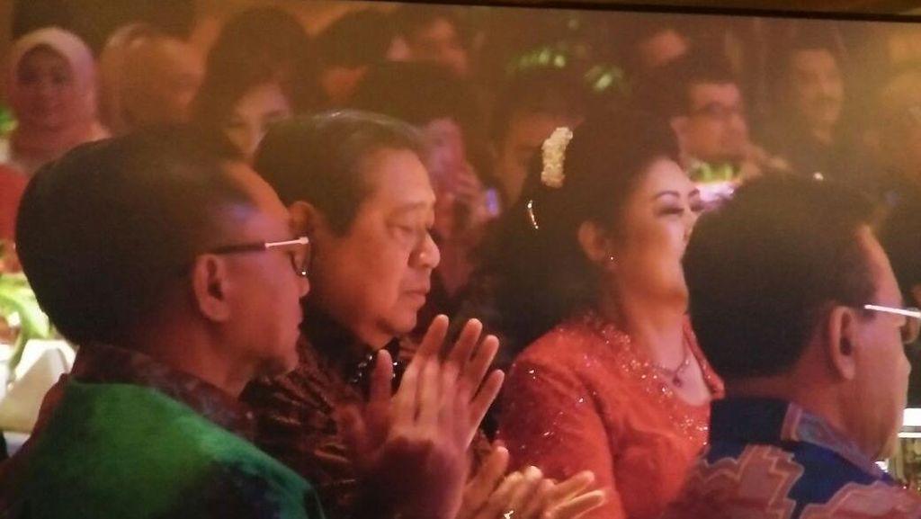 Makna Usia Pernikahan ke-40 SBY dan Ani di Mata Kedua Puteranya