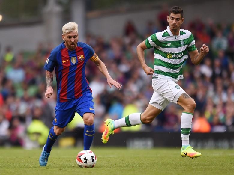 Barcelona Tekuk Celtic 3-1