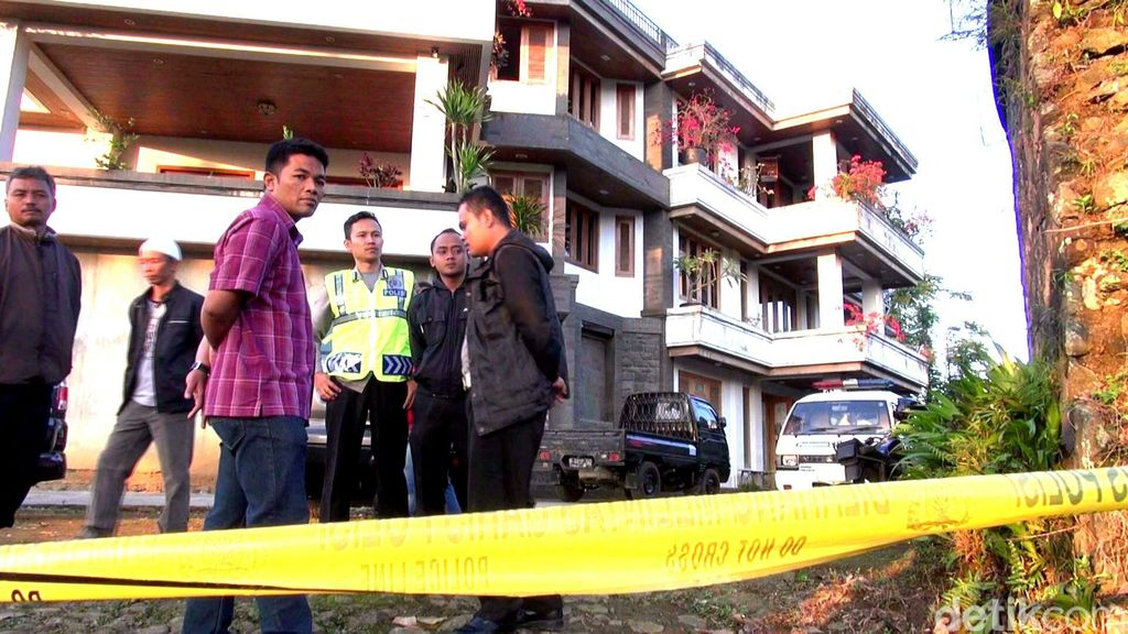 Pelaku Kedua Pembunuh Pengusaha Asal Jakarta di Vila Mewah Sukabumi Tertangkap