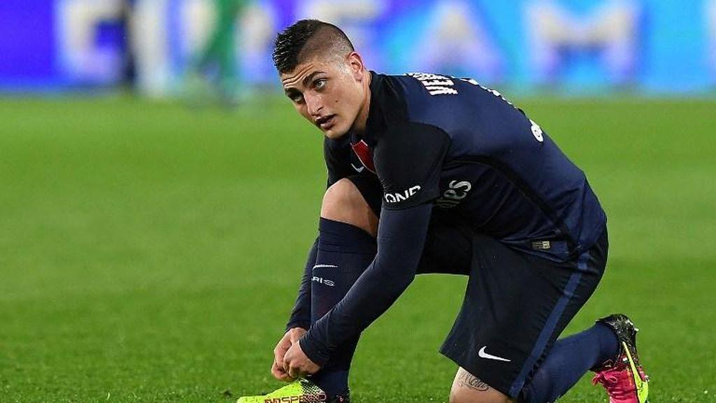 Verratti Tersanjung Diminati Madrid, tapi Enggan Tinggalkan PSG