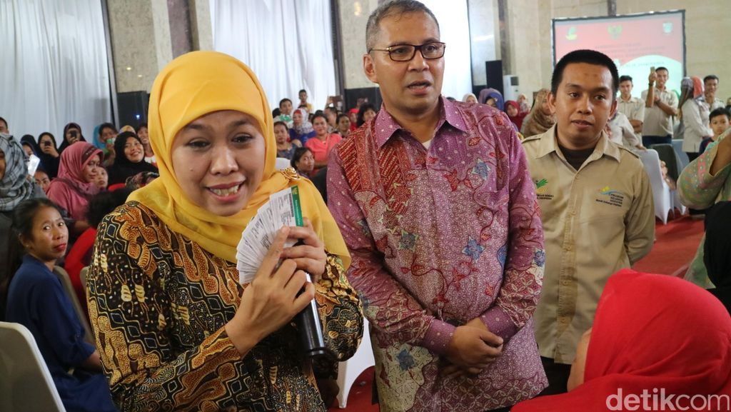 Mensos Jamin Tak Ada Pemotongan Dana Program Keluarga Harapan di Makassar