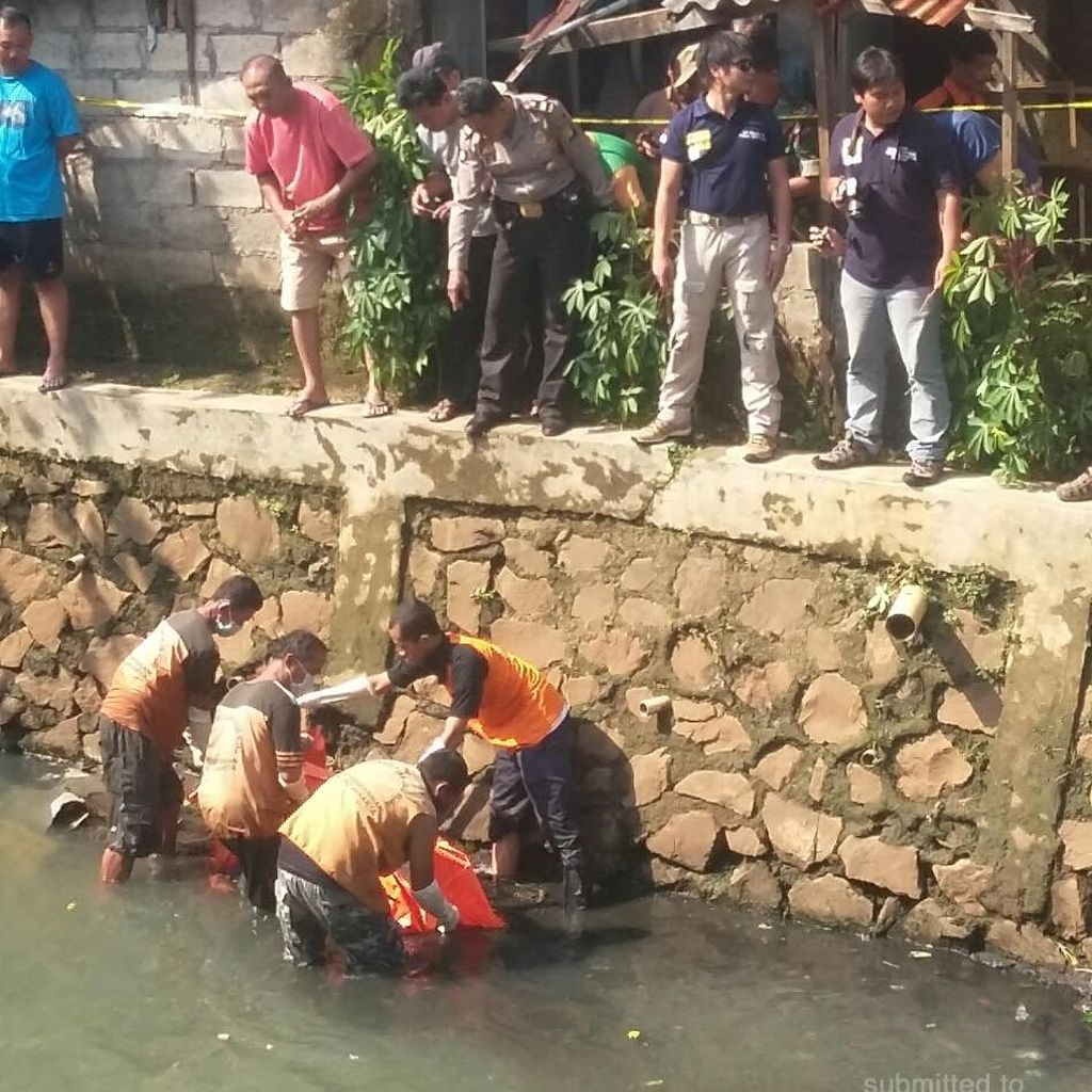 Kapolsek: Tidak Ada Tanda Kekerasan Pada Mayat di Kali Mampang