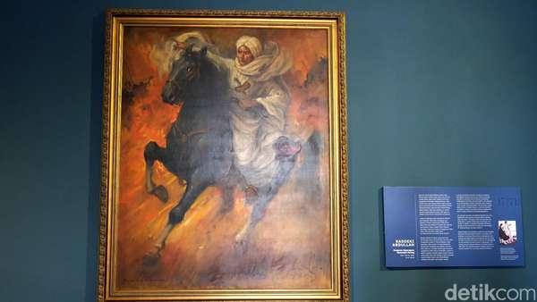 Ini Masterpiece yang Dapat Dilihat di Galeri Nasional