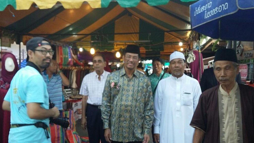 Meriahnya Silaturahmi Muslim Jawa di Bangkok