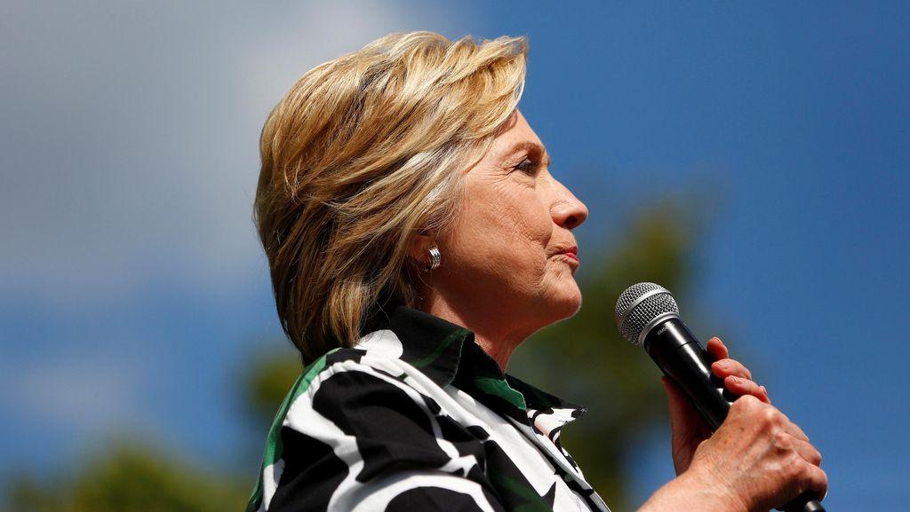 Capres AS Hillary Clinton akan Mulai Berkampanye Kamis Esok