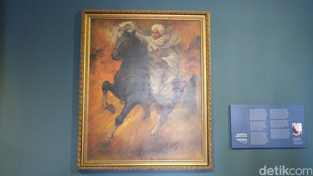 Lukisan Basoeki Abdullah Ini Hasil Imajinasi dengan Nyi Roro Kidul