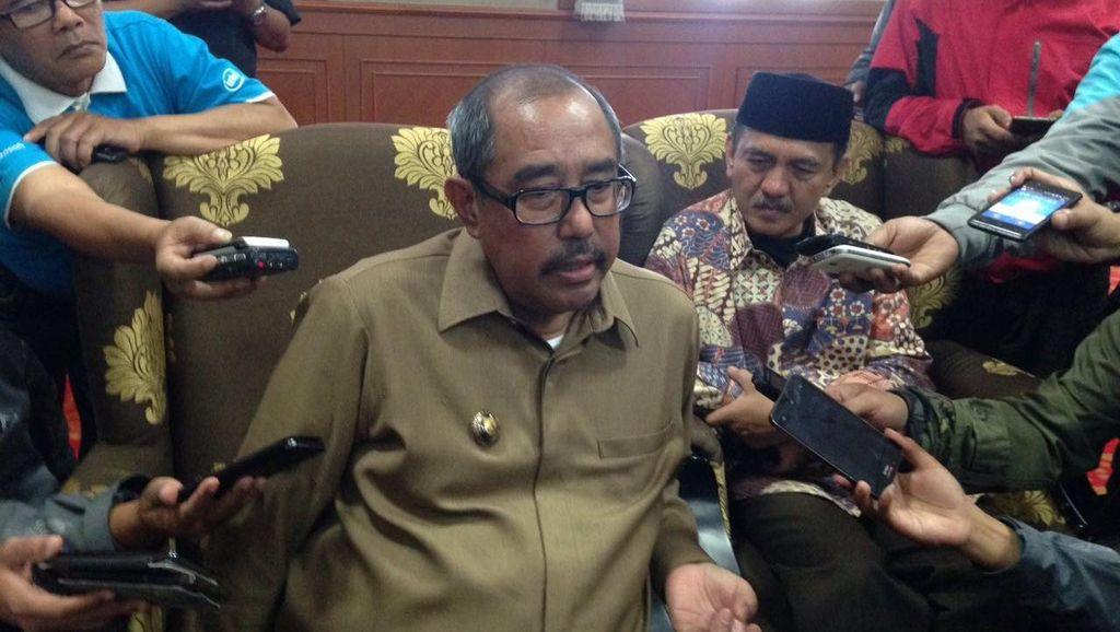 Bupati Bandung Barat Siap Copot Jabatan Anak Buahnya yang Terlibat Sabu