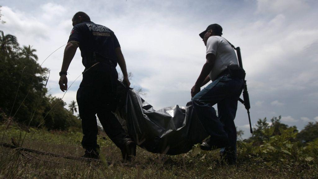 Lebih dari 20 Orang Tewas Akibat Pertikaian Antar Geng di Meksiko