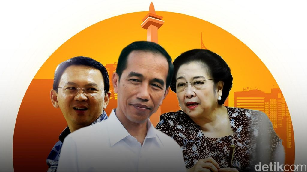 Sindiran-sindiran untuk PDIP, Ahok dan Jokowi