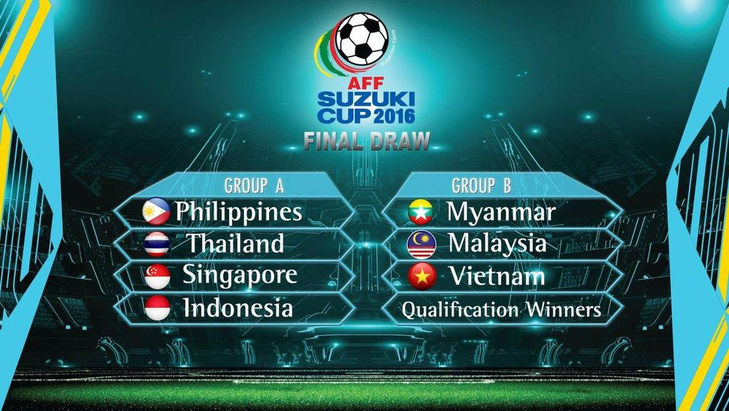 Hadapi Indonesia, Malaysia Sertakan 13 Pemain Baru