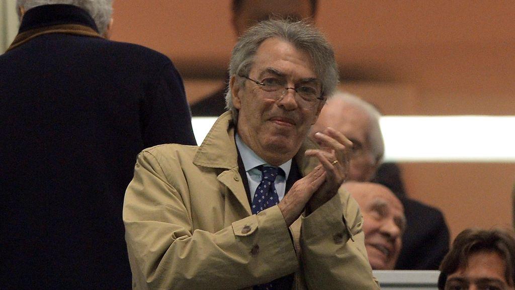 Moratti Mengaku Diminta Kembali ke Kursi Presiden Inter