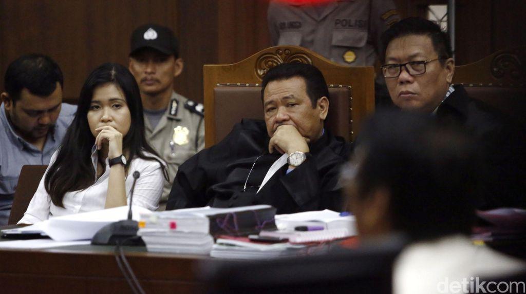 Kasus Jessica Masuk Dalam Materi Rapat Antara DPR-Jaksa Agung