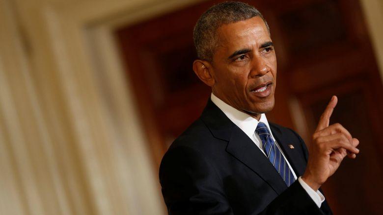 Obama: Saya Tak Percaya Putin Serius Ingin Hentikan Perang di Suriah