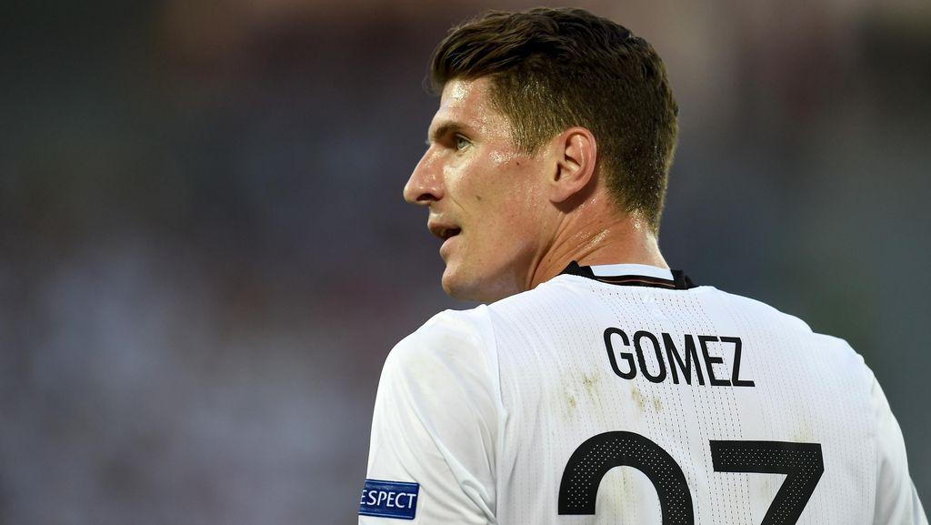Wolfsburg Rekrut Mario Gomez dari Fiorentina