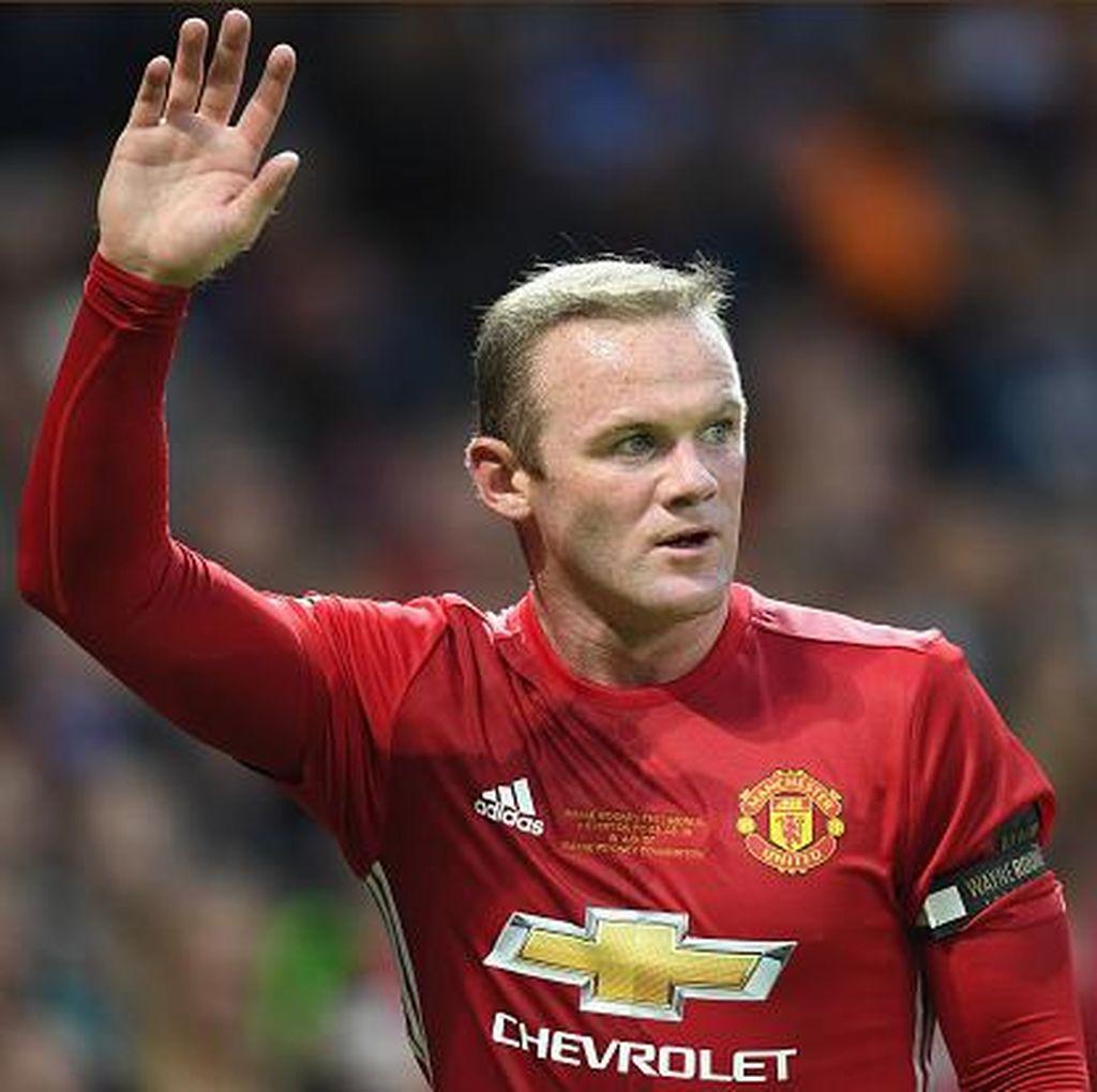 Rooney: Tiga Kemenangan Beruntun Penting untuk Hadapi Derby Manchester