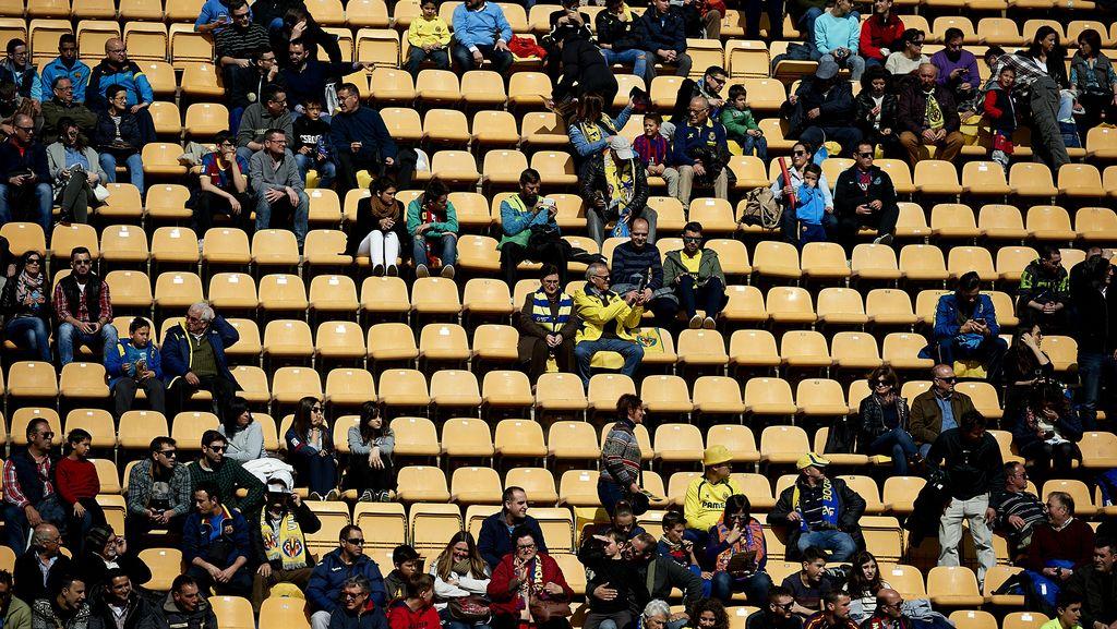Klub-Klub La Liga Terancam Sanksi Kalau Stadion Terlihat Kosong