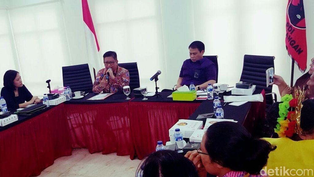 PDIP Akan Fasilitasi Kelompok Aliran Kepercayaaan Mengadu ke Jokowi