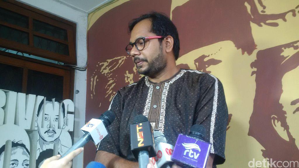 Soal Percakapan dengan Freddy Budiman, Haris Azhar: Ada Saksi