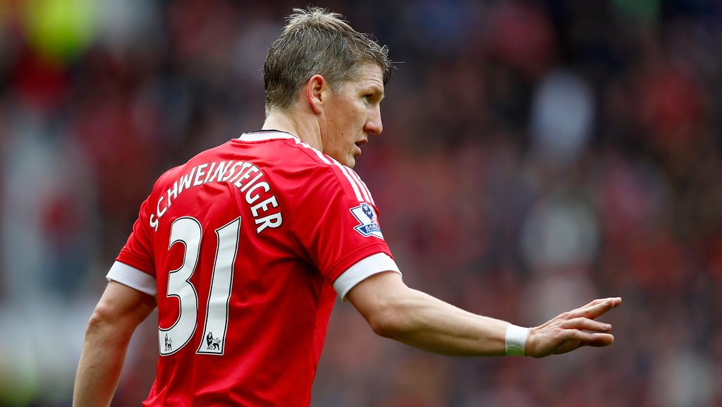 Schweinsteiger: MU Akan Jadi Klub Terakhirku di Eropa