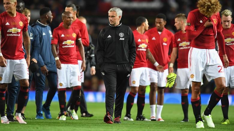 Mourinho Akan Berlakukan Rotasi Di MU