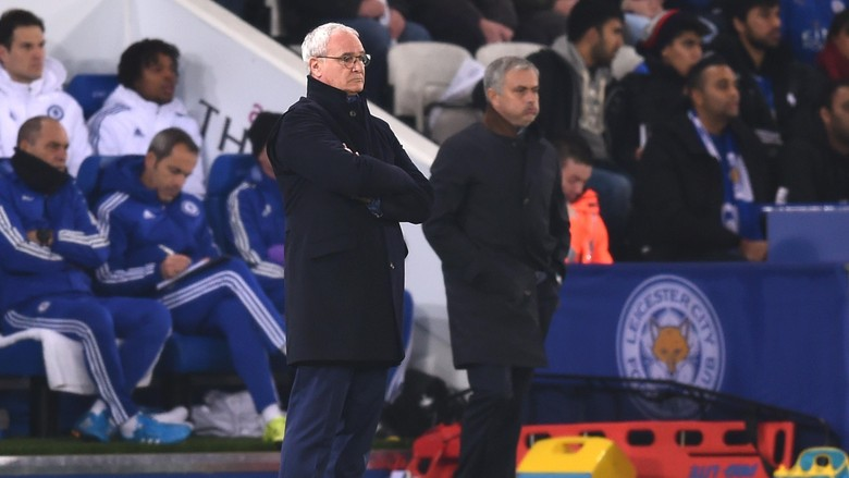 Menunggu Laga Panas Raineri Melawan Mourinho