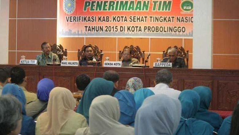Wawali Probolinggo Ditahan Kejati Jatim Diduga Korupsi DAK Pendidikan Rp 1,68 Miliar