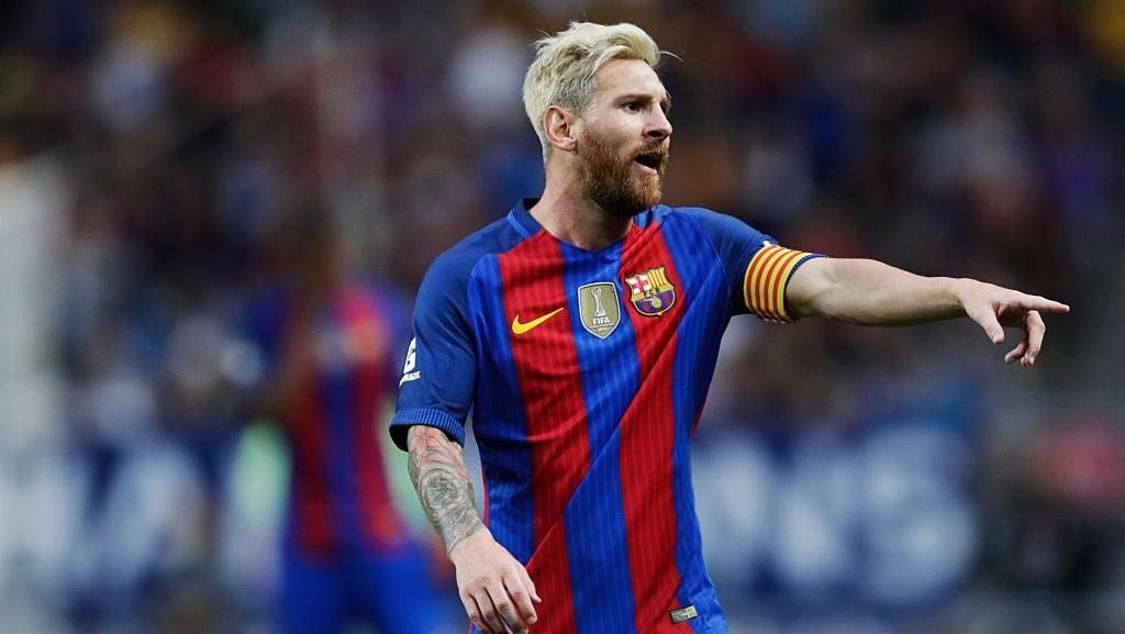 Jika Messi Datang, Utang Newells Terhapus dan Bisa Lebih Kaya