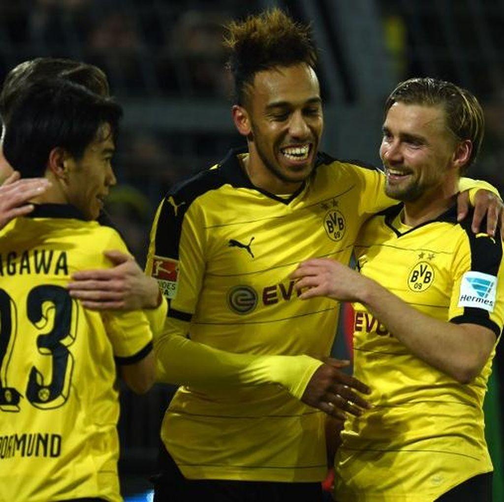 Dortmund Tak Mau Muluk-muluk Musim Ini