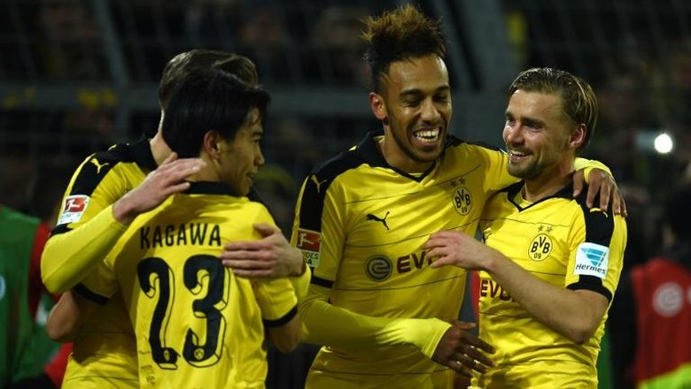 Dortmund Di Targetkan Finish Kedua Bundesliga