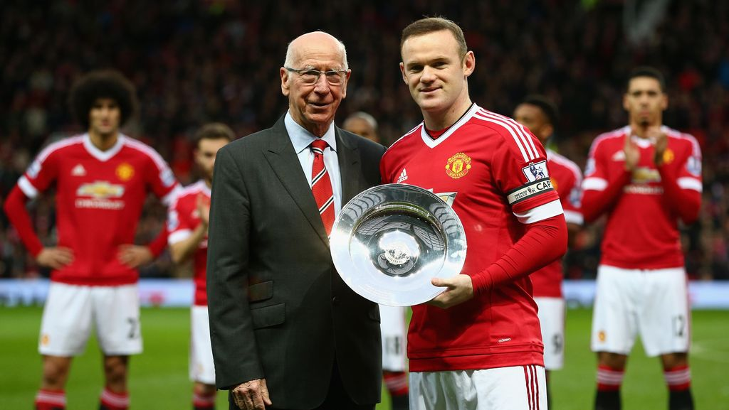 Rooney Seorang Juara, tapi Ranieri Lebih Pilih Para Pemainnya