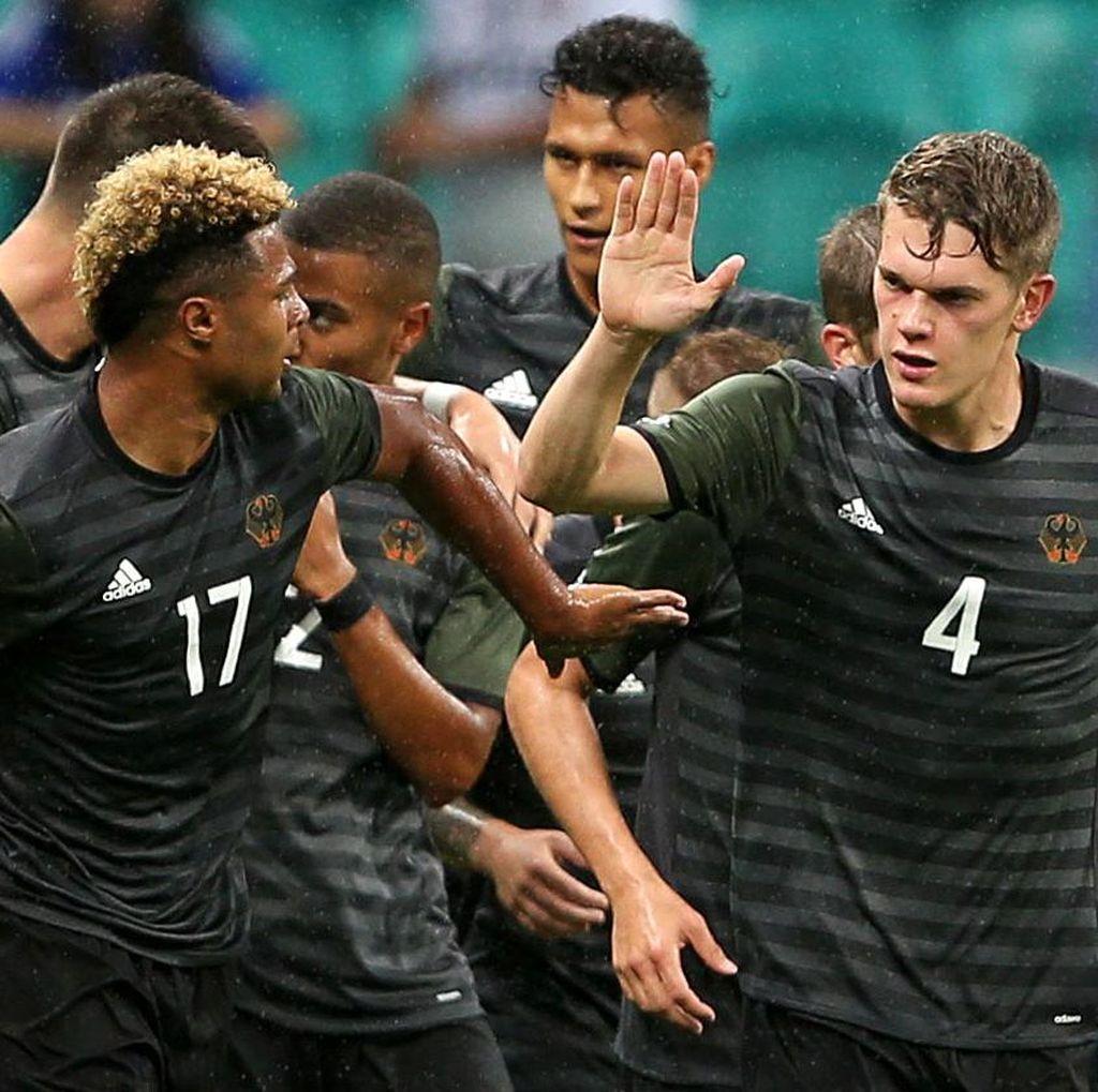 Di Final, Brasil Ditantang Hentikan Keganasan Jerman