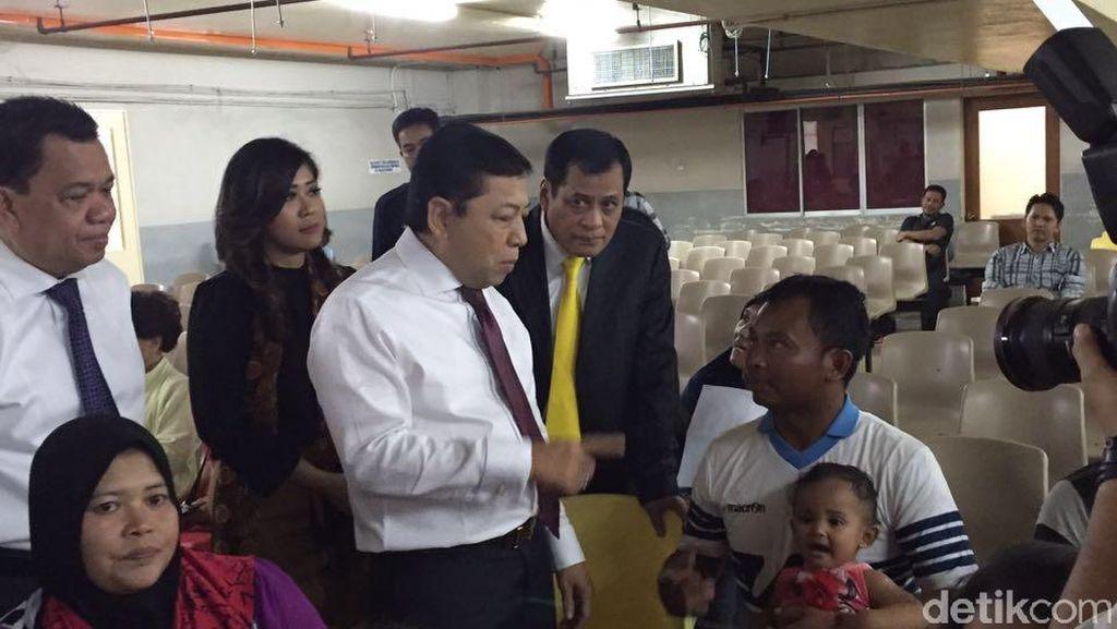 Kunjungi Shelter KJRI Malaysia, Ketum Golkar Dengarkan Aspirasi Buruh Migran
