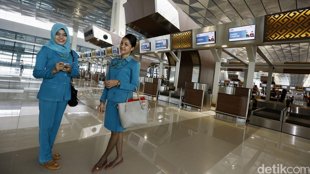 Jaga Kestabilan Listrik di Terminal 3 Ultimate, PLN Tambah 2 Gardu Induk