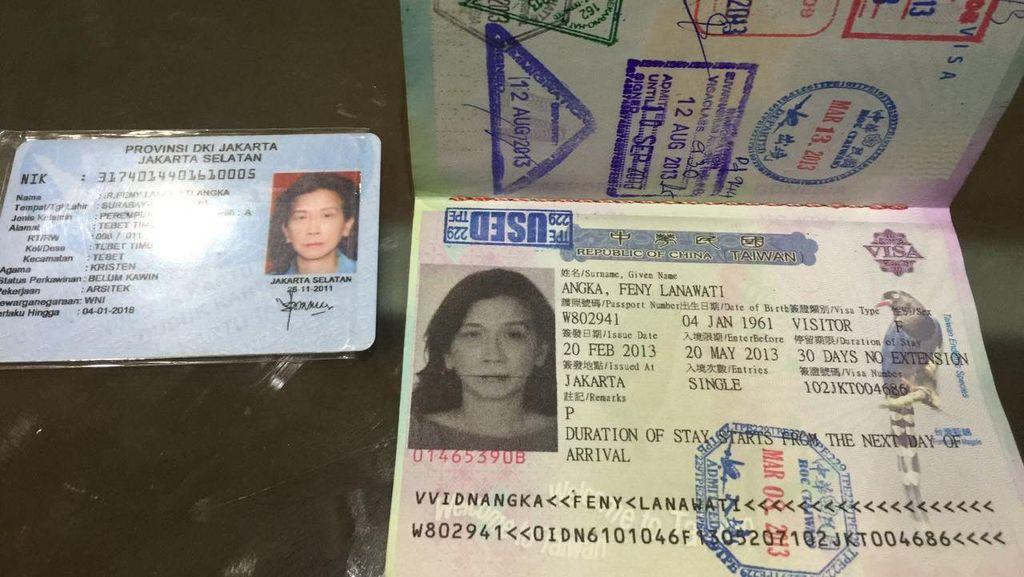 Polisi Tangkap Pemalsu Uang 10 Ribu Dollar Singapura di Cawang