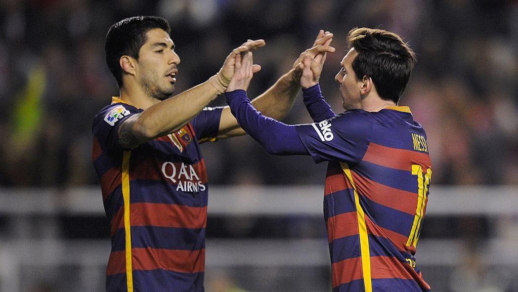 Barca Geram Messi dan Suarez Tak Jadi Finalis Pemain Terbaik di Eropa