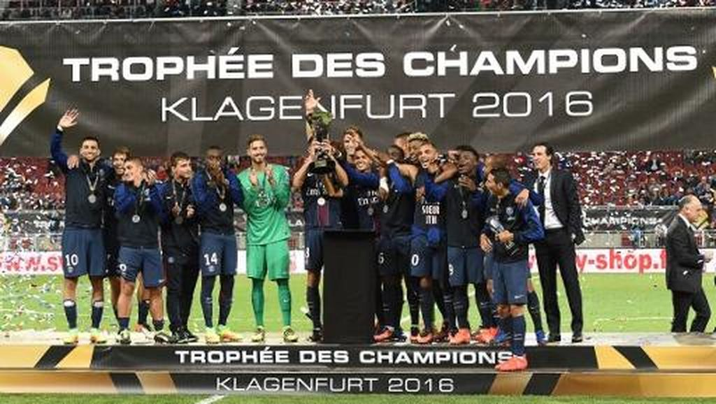 PSG Akan Tetap Menguasai Ligue 1 meski Tanpa Ibrahimovic