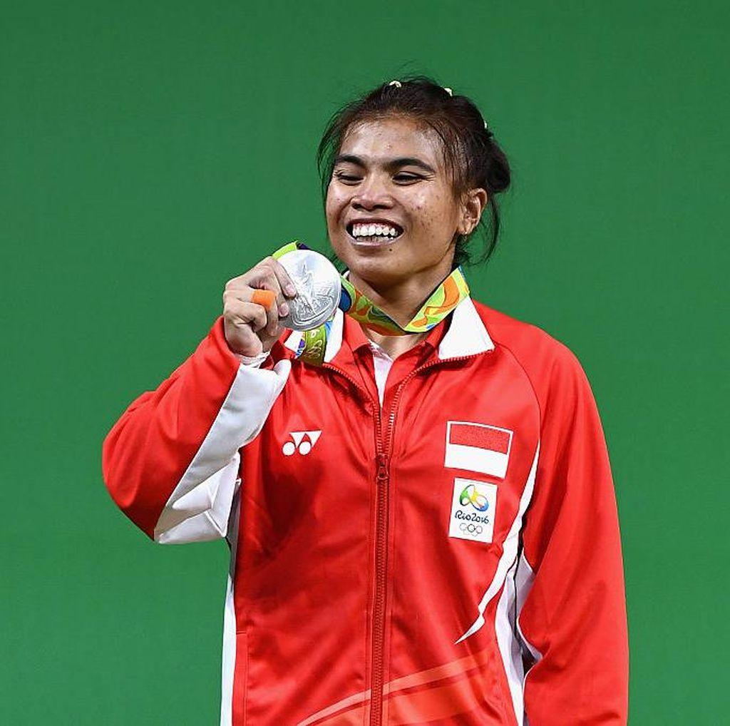 Ini Perolehan Medali Indonesia pada Setiap Olimpiade yang Diikuti