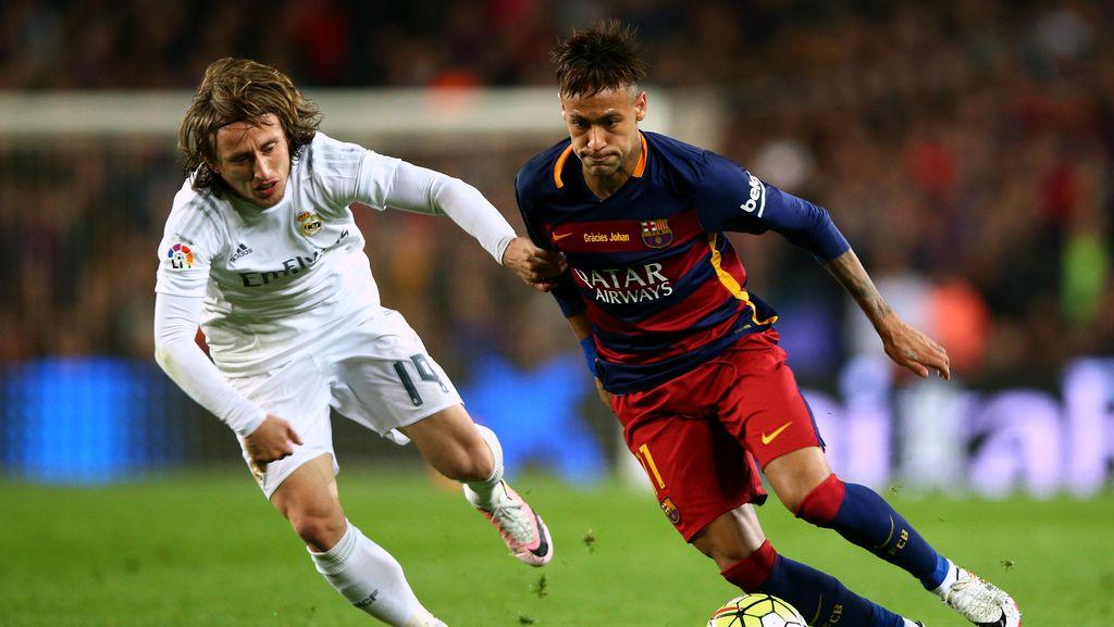 Neymar Pernah Tolak Madrid