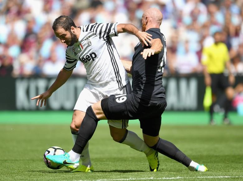 Juventus Bungkam West Ham Dengan Skor 3-2