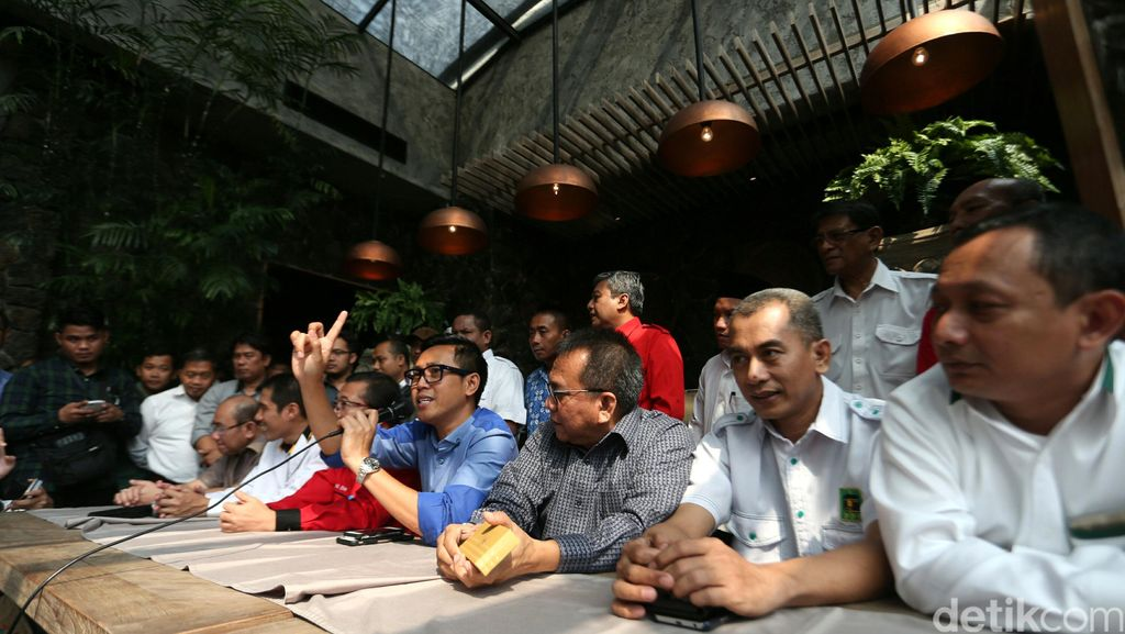 Koalisi Kekeluargaan Belum Final, Partai Apa yang Membelot Dukung Ahok?